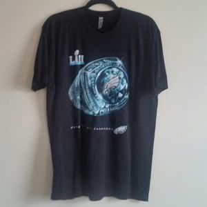 Philadelphia Eagles Super Bowl Shirt